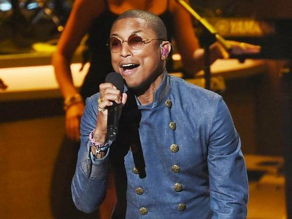 Pharrell Williams, fond of high hats and fabulous shoes, will be honored as a fashion icon by the Council of ...