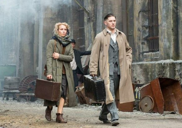 Child 44 (R for violence, profanity, disturbing images and a sex scene) Screen adaptation of Tom Rob Smith's best-selling political ...