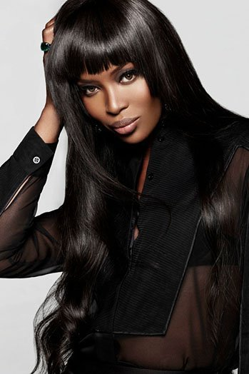 One of the five original supermodels, Naomi Campbell was born in London and caught her break when she was 15 ...