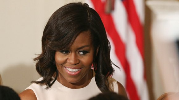 The May 9 event is one of three graduation ceremonies the first lady will speak at this year.