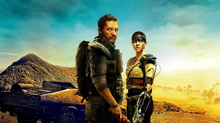Mad Max Fury Road Film Review Excellent 4 Stars The