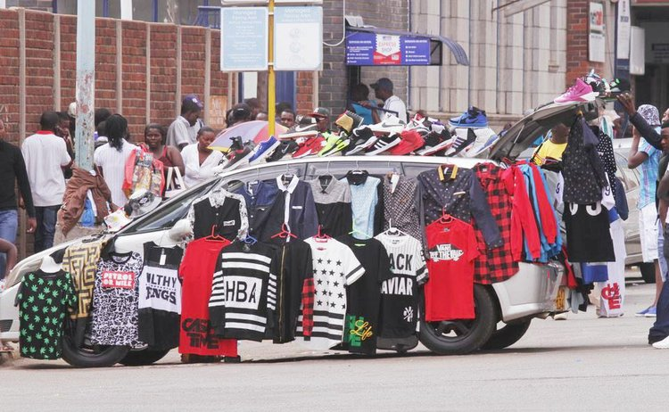 "Street Clothes"" Given New Meaning In Zimbabwe 