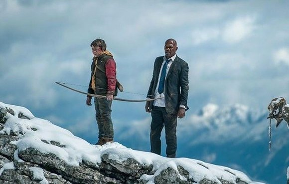 Big Game (PG-13 for profanity, violence and intense action sequences) Political thriller about a hardy, 13 year-old hunter (Onni Tommila) ...