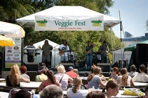 Veggie Fest, one of the largest vegetarian food festivals in North America, will celebrate its 10th Anniversary this summer with ...