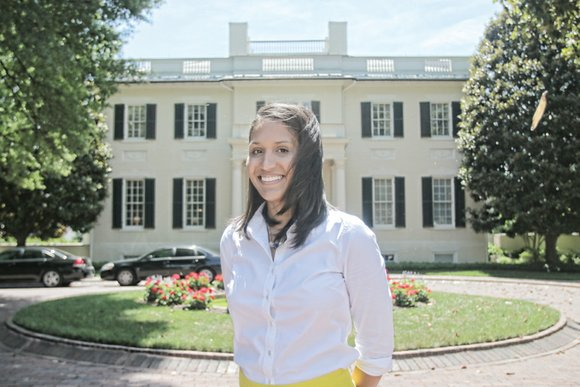 Kaci M. Easley is carrying on a proud family tradition of public service. Her late maternal grandmother, Iona W. Adkins, ...