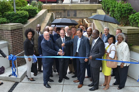 The busy Flossmoor, Ill. Metra station got a $4 million facelift, one of several renovations in the last couple of ...