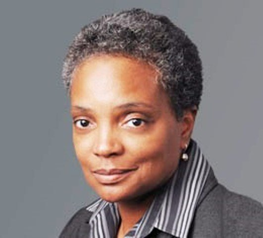 Lori Lightfoot is a familiar face in law enforcement. She was a federal prosecutor. She once ran Chicago Police Department's ...