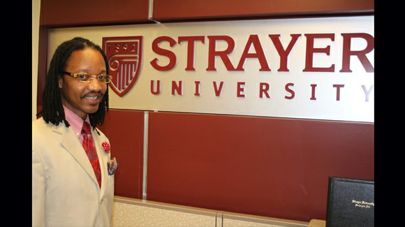 Dr. Clinton Miller promoted to dean of Strayer University's Shelby campus