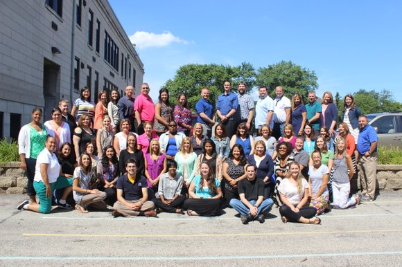 More than 50 teachers have joined Joliet Public Schools District 86 for the 2015-2016 school year.