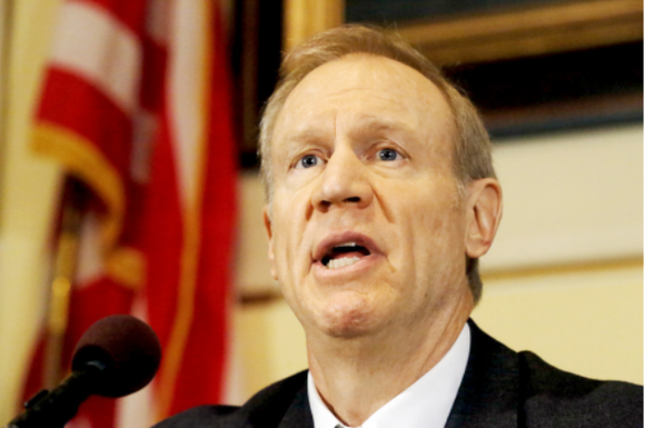 Last week, Ill. Gov. Bruce Rauner used his executive powers to veto a pair of bills that together would have, ...