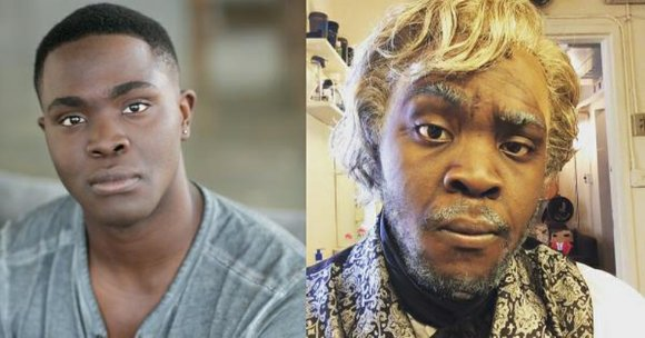 "Kyle Jean-Baptiste, the first African-American and youngest person to ever play the role of Jean Valjean in ""Les Misérables"" on ..."