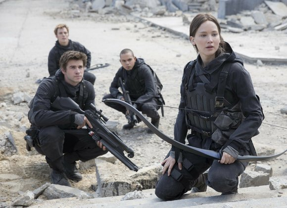 The Hunger Games: Mockingjay - Part 2 (PG-13 for action, intense violence and mature themes) Franchise finale finds reluctant rebel ...