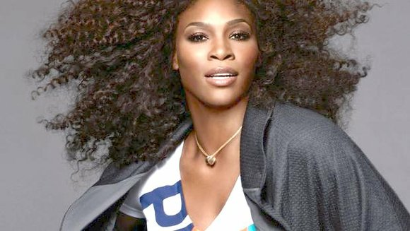 Serena Williams is the top tennis player in the world and an emerging fashion designer. But she still needs something ...
