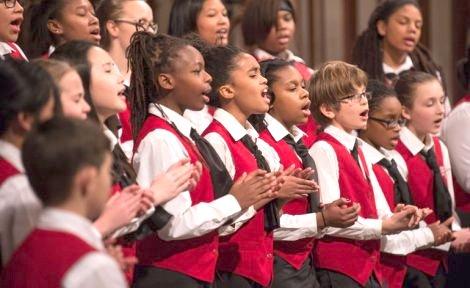 Chicago Children's Choir Celebrates Holiday Season ...