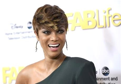 "Tyra Banks is ""scaling back"" involvement with her new lifestyle show, ""FABLife."""