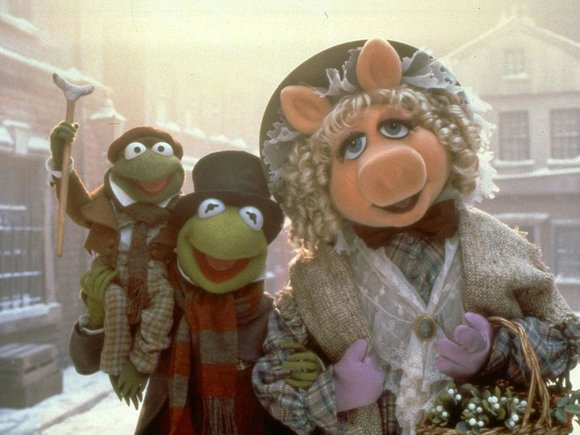 """The White Oak Library District to present """"The Muppet Christmas Carol (G)"""" Saturday Movie Matinee at its Romeoville Branch Library ..."""