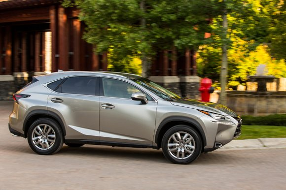 If you want to know where Lexus styling is going, just look at the NX 200t. The compact luxury crossover ...