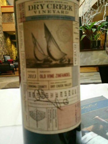 Dry Creek Vineyards has been making terrific Bordeaux style wines for decades. The Dry Creek appellation located 70 miles north ...