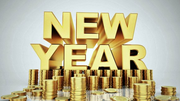 When was the last time you made a financial resolution on New Year's Eve? If you can't remember, you're in ...