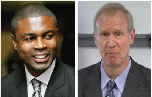 Perhaps to the chagrin of Chicago Mayor Rahm Emanuel, Ill. Gov. Bruce Rauner said at a press conference on Monday, ...