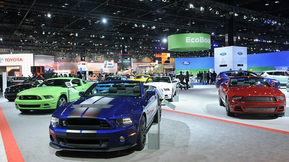 According to a Foresight Research study, 68 percent of Chicago Auto Show attendees are in the automotive-shopping funnel. So, it ...