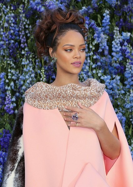 Rihanna has released her much anticipated new album through Jay Z's Tidal streaming service, which she co-owns.