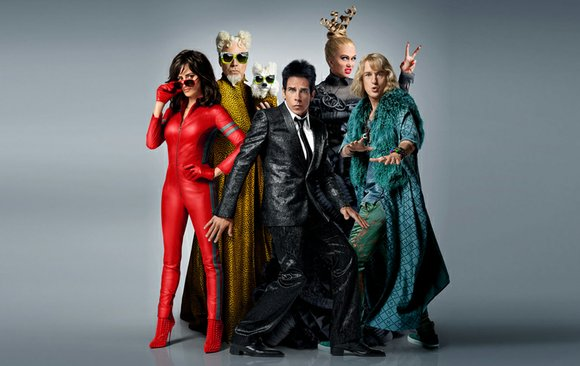 <strong>Zoolander 2</strong> (PG-13 for brief profanity, coarse humor, crude sexuality and a scene of over-the-top violence) Ben Stiller reprises the ...