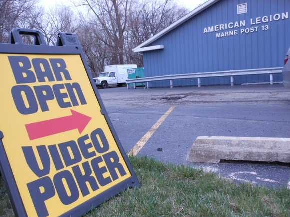 The Plainfield Board tabled a proposed ordinance that would allow video gaming at certain licensed establishments.