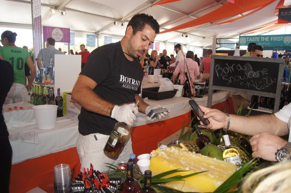 The South Beach Wine and Food Festival celebrated 15 years this past weekend. With more than 75,000 revelers at 75 ...