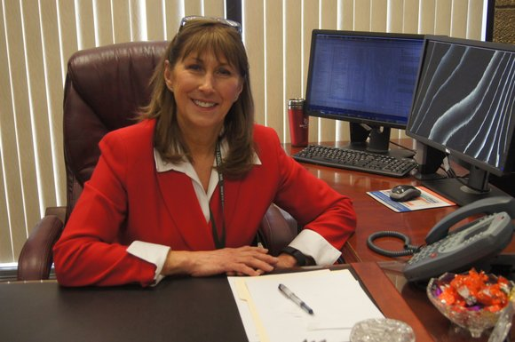 Pam McGuire remembers vividly walking into her office after being sworn in as the new Will County Circuit Court Clerk ...