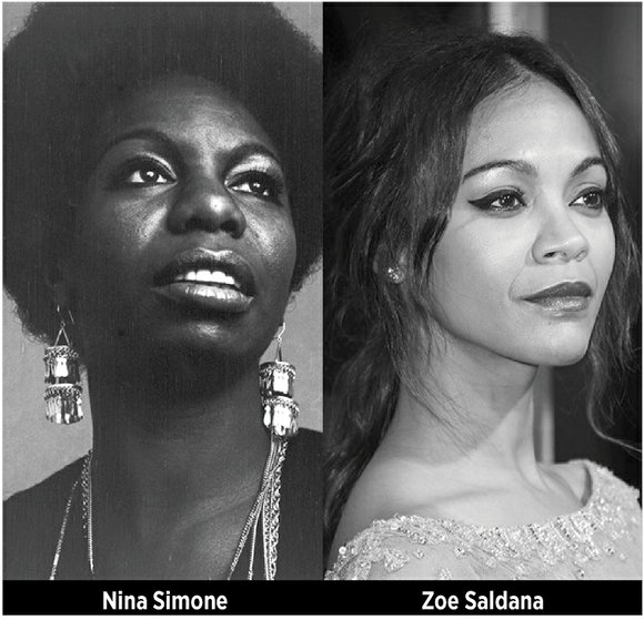 If there was any doubt about how Nina Simone's family feels about the upcoming biopic starring Zoe Saldana, recent social ...