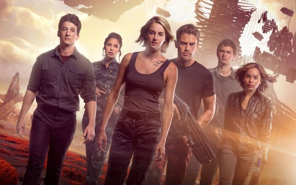 BIG BUDGET FILMS Allegiant (PG-13 for intense violence, mature themes and partial nudity) Third installment in the Divergent series finds ...