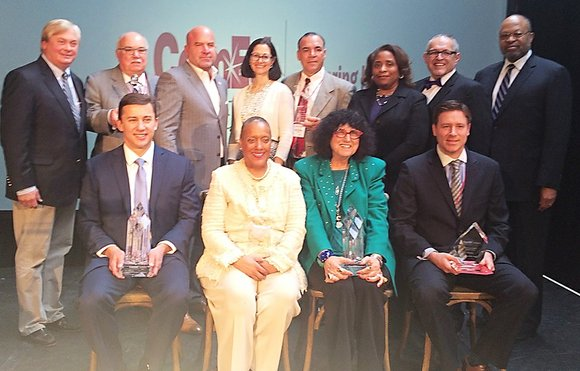 Anticipation. Appreciation. Excitement. Those three words perfectly describe the atmosphere during ComEd's 1st Inaugural Supplier Diversity Awards ceremony held Monday ...