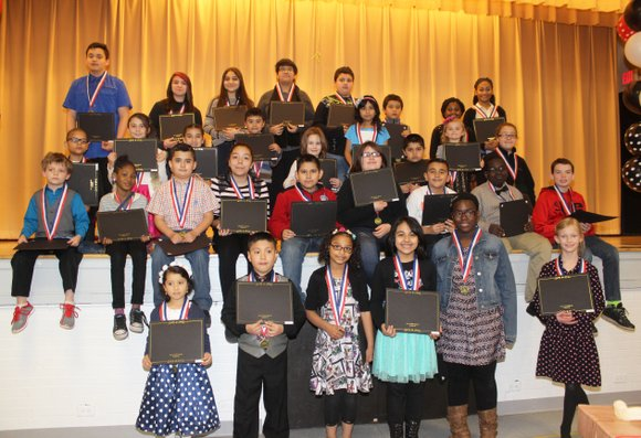 Congratulations to the students and staff members who were recognized at the Joliet Public Schools District 86 Joliet Reads Reading ...
