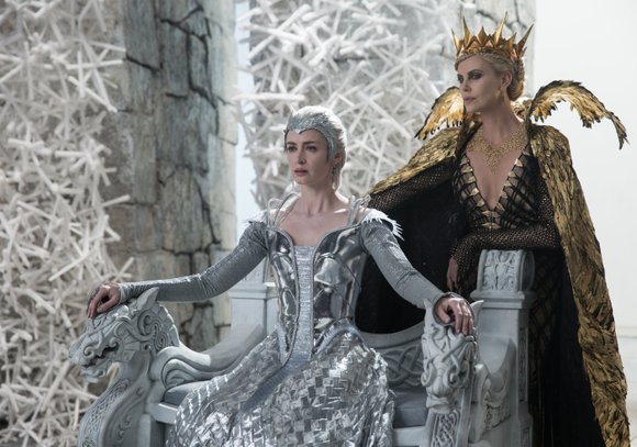BIG BUDGET FILMS The Huntsman: Winter's War (PG-13 for action, violence and some sensuality) Chris Hemsworth reprises the title role ...