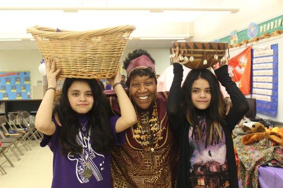 Joliet Grade School District 86 Celebrates Young Authors ...