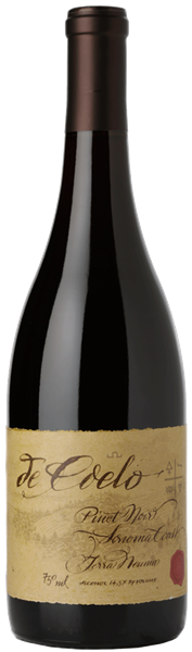 I normally don't recommend wines to my readers that are above the $35 price point, but Benziger Coelo Pinot Noir ...