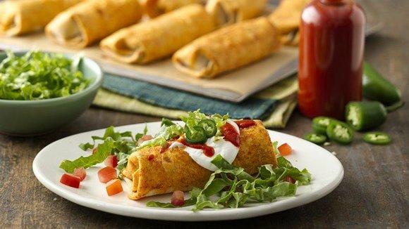 SERVINGS: 8 Ingredients 1 lb lean (at least 80%) ground beef 1 tablespoon plus 1 teaspoon taco seasoning mix (from ...