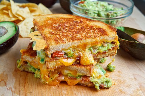 SERVINGS: 1 Ingredients • 2 slices bacon • 2 slices sour dough bread • 1 tablespoon butter, room temperature • ...