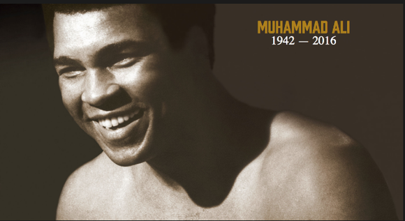 """Ali in his own words: """"A man who is not courageous enough to take risks will never accomplish anything in ..."""