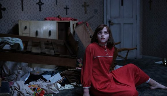 BIG BUDGET FILMS The Conjuring 2 (R for violence and terror) Vera Farmiga and Patrick Wilson reprise their roles as ...