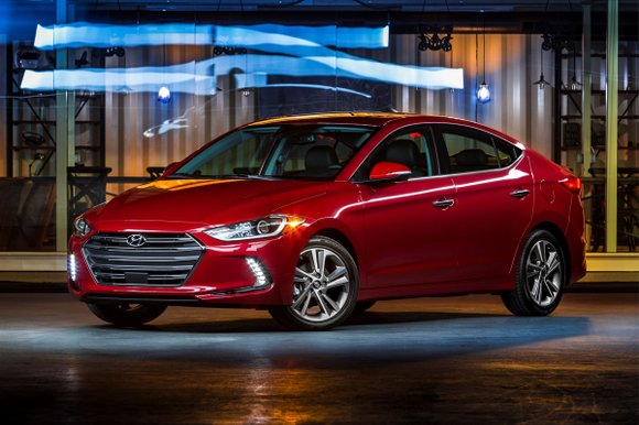 Earlier this year, Hyundai introduced the latest rendition of its Elantra compact sedan. The car had slicker exterior styling, more ...