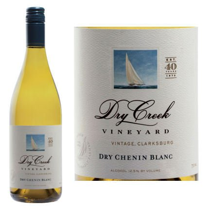 It's summertime and the, quintessential wine for the season is 2015 Dry Creek Chenin Blanc. Sourced from the Wilson Ranch ...