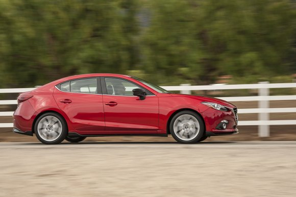 For at least the last several years, the Mazda3 has gotten a little bit better each year. That's saying something ...