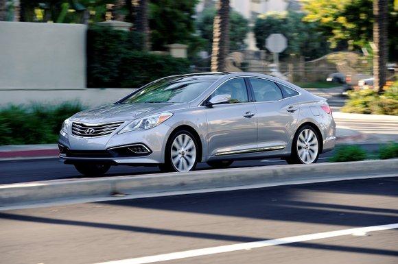 Hyundai's 2016 Azera is a great car. The Korean automaker called it a premium sedan. But this car to us ...