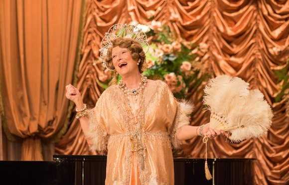 BIG BUDGET FILMS Florence Foster Jenkins (PG-13 for brief suggestive material) Meryl Streep handles the title role in this biopic ...