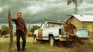 Wily Texas Ranger Tracks Sibling Bank Robbers in Captivating Cat-and-Mouse Crime Thriller Tanner (Ben Foster) and Toby Howard (Chris Pine) ...