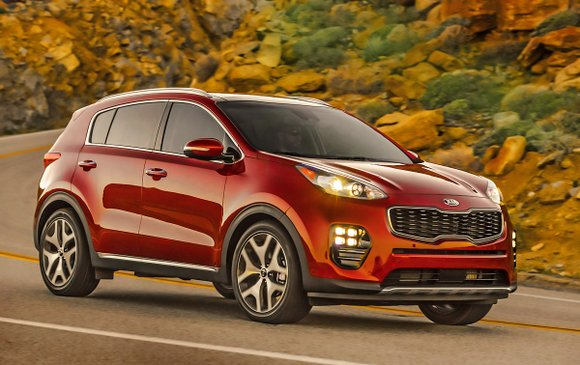We had the privilege of test-driving the 2017 Kia Sportage crossover at its springtime launch in San Diego. If you've ...