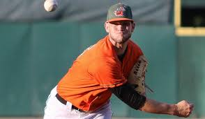 The Joliet Slammers presented by ATI Physical Therapy are excited to announce starting pitcher Liam O'Sullivan was named Frontier League ...