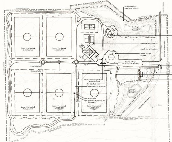 Romeoville will be moving forward on a major park and recreation expansion starting in 2017. The plan will add 38.5 ...
